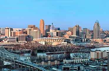 Cincinnati Northern Kentucky skyline