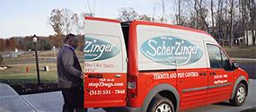 Scherzinger technician